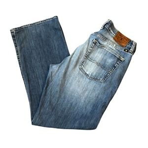 Lucky Brand Jeans 34 x 30 181 Relaxed Straight